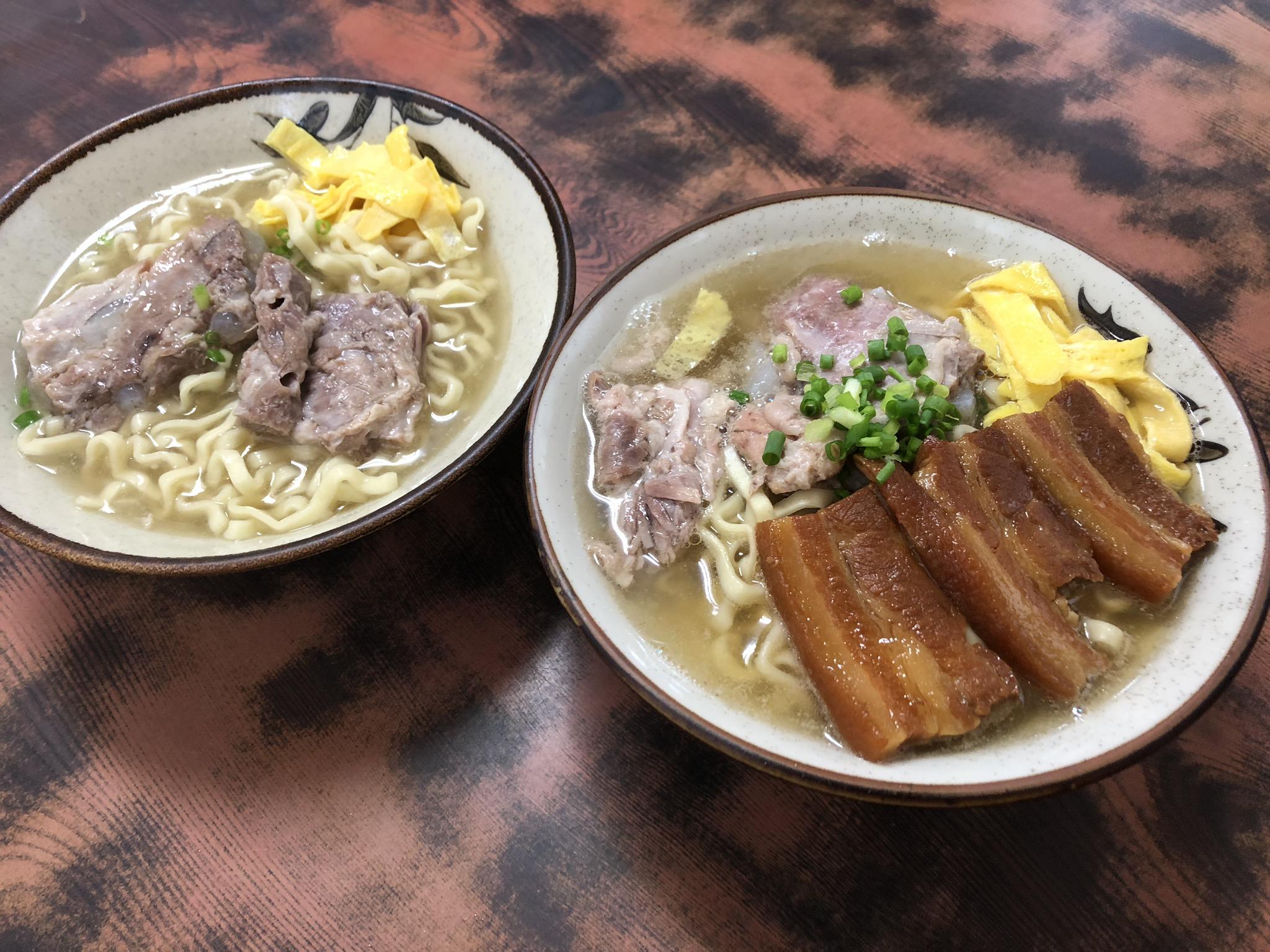家族の記録 沖縄旅行 グルメ編1